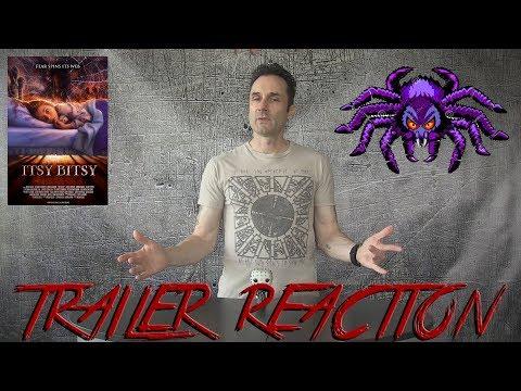 Itsy Bitsy Trailer Reaction
