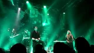 Kamelot - The Human Stain @ Button Factory, Dublin, 2015 [HD]