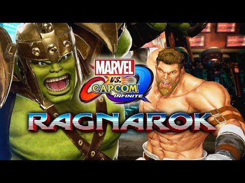 TEAM RAGNAROK - Hulk/Thor: Marvel Vs. Capcom Infinite (Online Matches) |