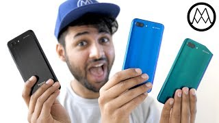 Honor 10 UNBOXING!