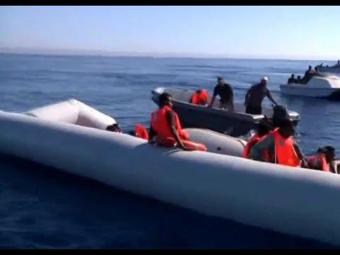 أخبار عربية | أكثر من مئة مفقود قبالة سواحل #ليبيا بعد غرق قاربهم  - نشر قبل 43 دقيقة