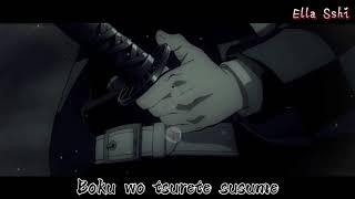 Gurenge || Demon Slayer OP|| LiSA lyrics