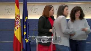 Presentación de la PL para promover la erradicación de las violencias machistas en el ámbito local
