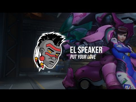 El Speaker - Put Your Love (feat. Leila Lanova)