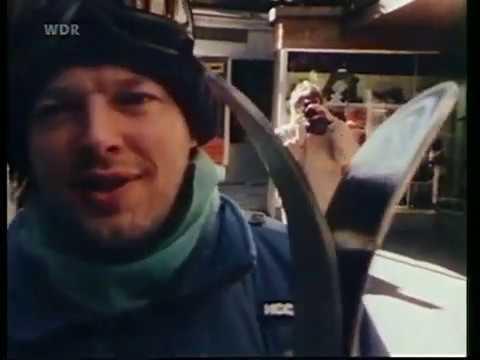 Deep Purple in the snow Switzerland 1985