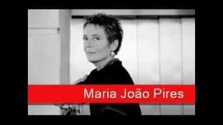 Maria João Pires: Chopin - Nocturne No. 6 In G Minor, Op. 15 No. 3
