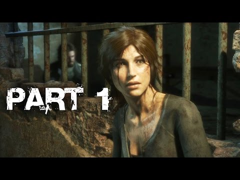Rise of the Tomb Raider PC Gameplay Walkthrough Part 1 - JAW DROPPING (2016)