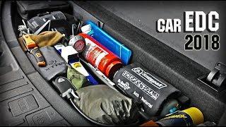 Мой Набор ВЫЖИВАНИЯ в автомобиле 2018/Truck EDC/Car EDC/Every Day Carry/Survival Gear