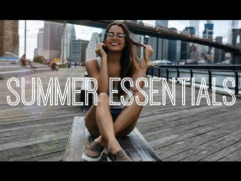 SUMMER ESSENTIALS | Beauty, Fashion & Lifestyle Favorites!