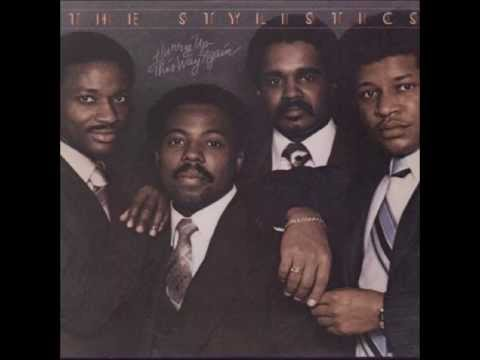 the stylistics- hurry up this way again