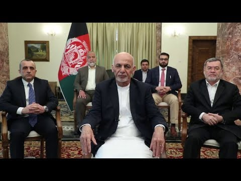 President Ghani's full speech after US cut $1B aid to Afghanistan