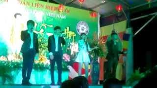 Đạo Làm Con ở chùa Diệu Pháp 11/5/2014_Khởi My if La Thăng if Minh Tuấn
