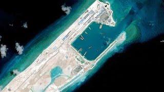 Dispute Over South China Sea Explained