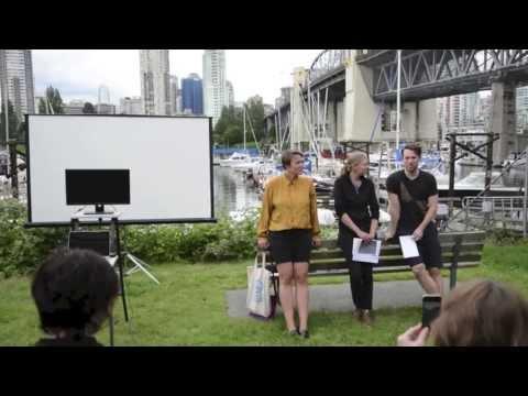 """Goethe Satellite @ Vancouver: """"Unlearning Weekenders"""" Artist Talk"""