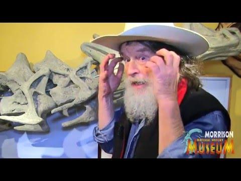 Dr. Bob Bakker: Colorado Dinosaurs