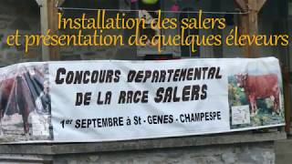 Concours salers