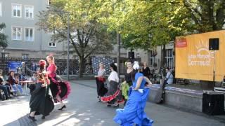 Arte Flamenco beim 25. Guten Morgen Cottbus