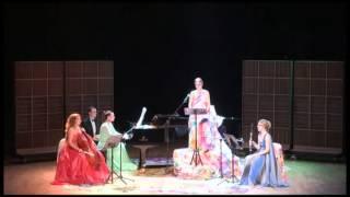 Anjelika Akbar 'üç Cemre, üç Aşk' bestesinden kısa fragmanlar