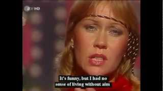 ABBA The Day Before You Came Remix Subtitles