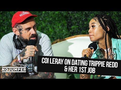 Coi Leray on Dating Trippie Redd, Her First Job