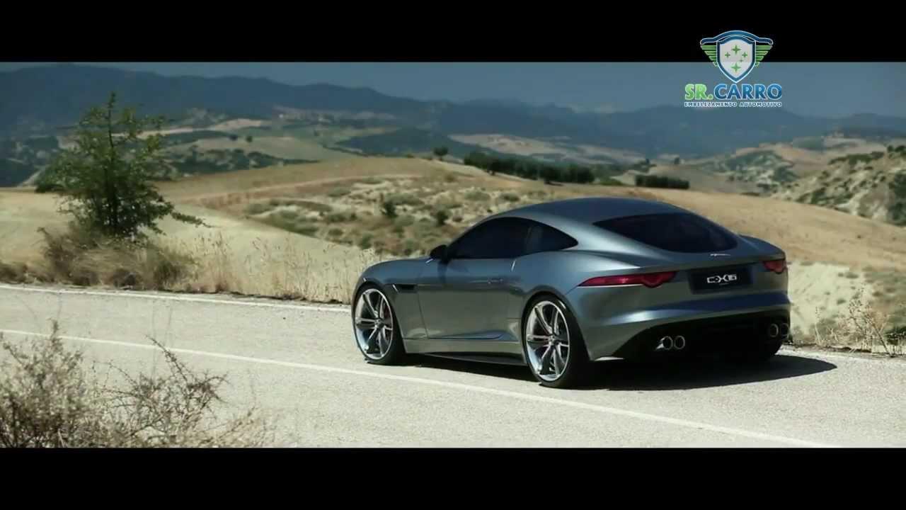 sr. carro - jaguar c-x16 2013 - youtube