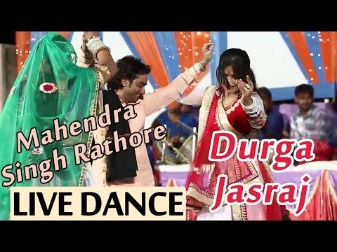 Must Watch: Durga Jasraj & Mahendra Singh Rathore Live Dance