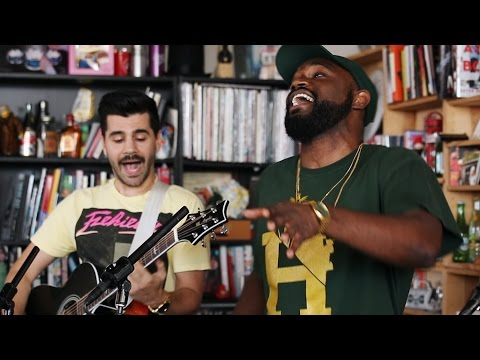 RDGLDGRN: NPR Music Tiny Desk Concert