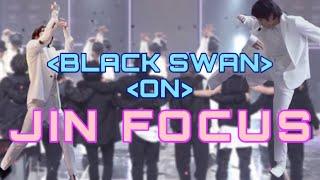"""[ 방탄소년단(BTS) / 석진 ] 방탄소년단 엠카운트다운 """"BLACK SWAN"""" """"ON"""" JIN FOCUS"""