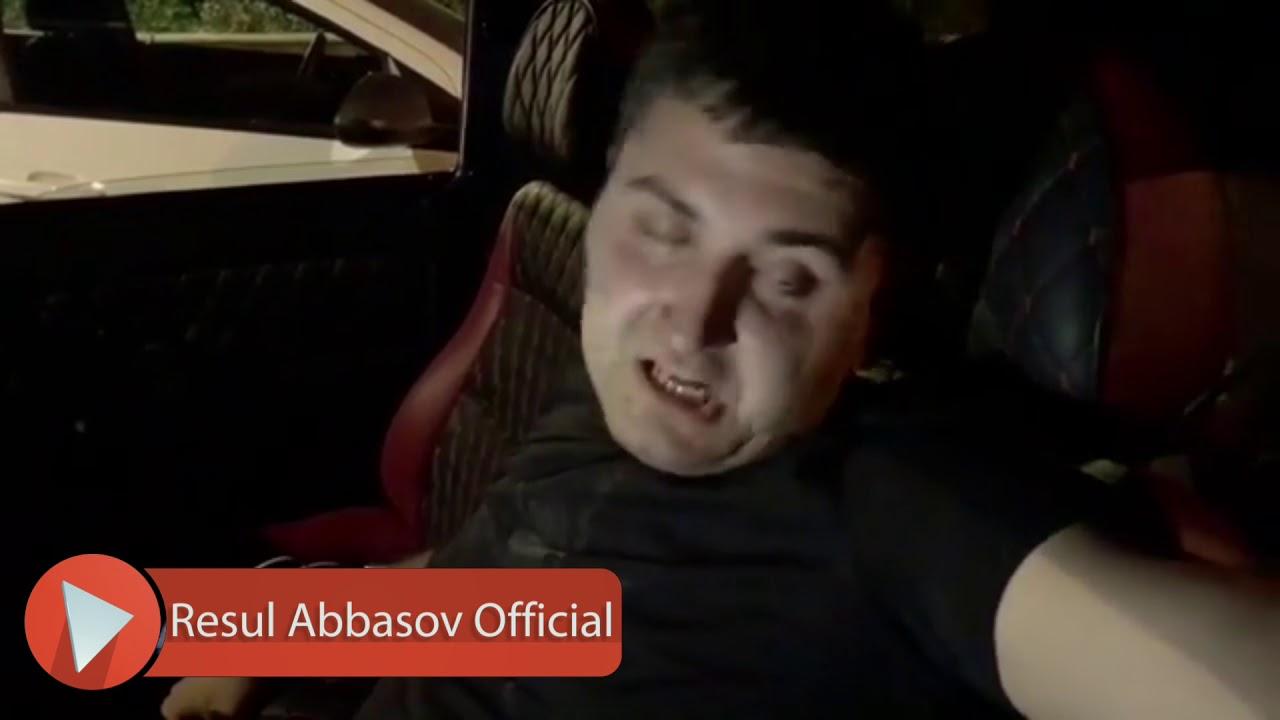 Resul Abbasov Bu Defe Içib Camaatın Pulunu Xercliyib