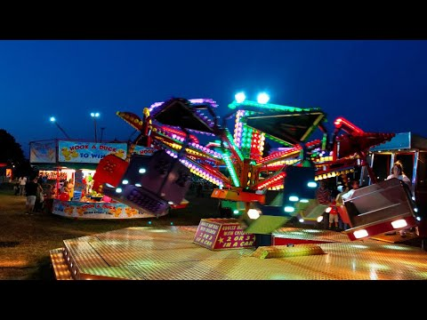 Beaches Funfair || Lampton Park Hounslow || Summer Funfair 2019 ||London