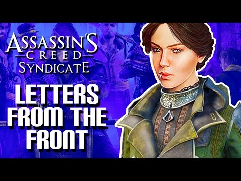 Assassin S Creed Syndicate All 10 Letters From The Front Locations Youtube