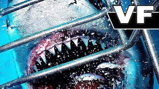 OPEN WATER 3 Bande Annonce VF (Film de Requin, 2018)