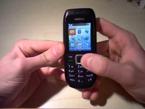 Nokia 1616 Rewiew/Recensione breve