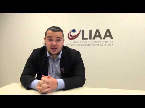 Stāsts par darbu Latvijas Investīciju un attīstības aģentūrā