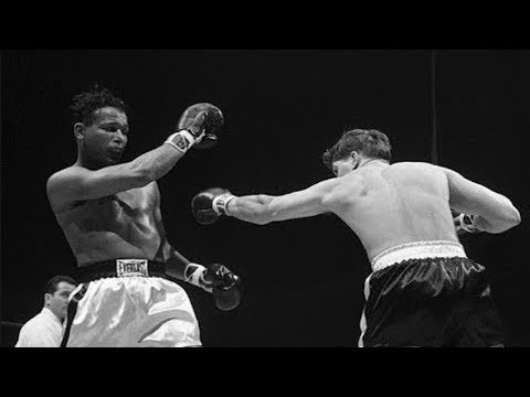 Denny Moyer - Boxing Ability & Combinations