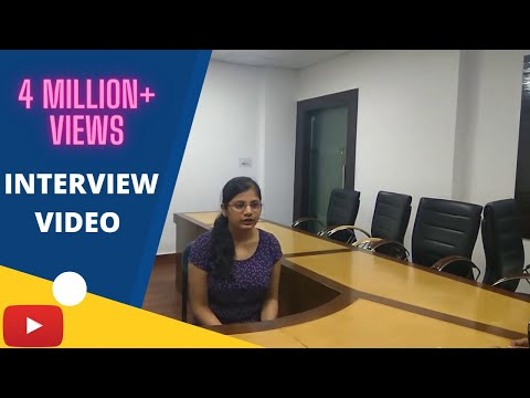 Real interview-How to impress interviewer-Mock practice session