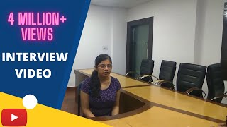 Interview for Tata Consultancy Services (TCS) of Software Engineer (English subtitles)