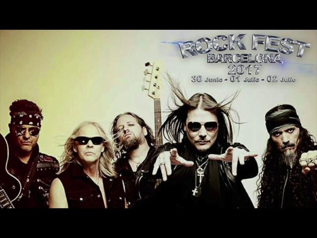 Los amigos de KILLCODE saludan a Rock Fest Barcelona!!
