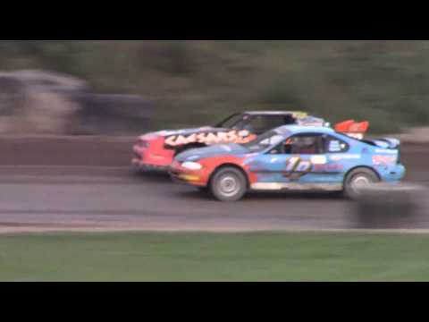 Genesee Speedway Mini Stock Feature 9-17-17
