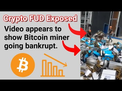 Crypto FUD Exposed: Chinese Bitcoin Miners Are Going Broke