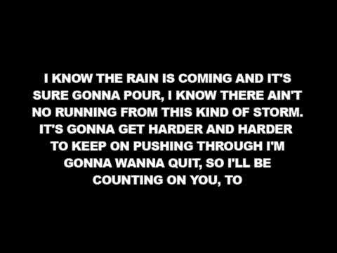 [Lyrics] Kip Moore - Faith When I Fall