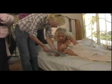 "Christina Aguilera making of the ""Back To Basics"" album"