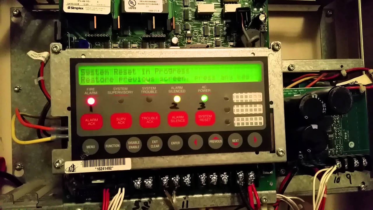 Test Of The Simplex 4010