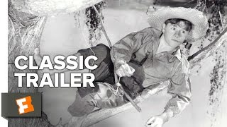 The Adventures of Huckleberry Finn (1939) Official Trailer - Mickey Rooney Movie HD