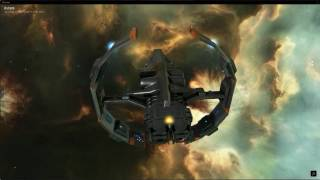 Astero The Fire Cell Defense SKIN EVE Online