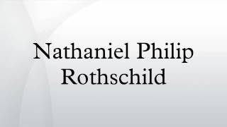 Nathaniel Philip Rothschild