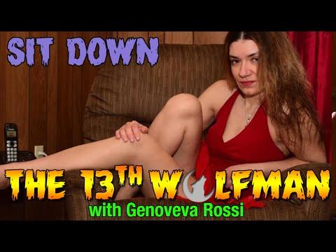 SIT DOWN: Genoveva Rossi #3