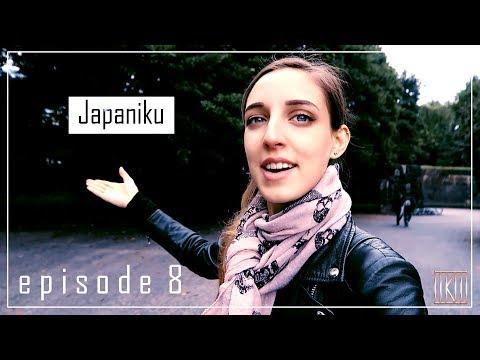 Solo Trip to Japan: The Most Beautiful Garden! | Japaniku episode 8 (Ikutree)