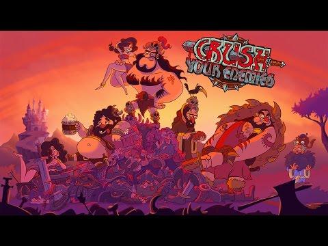 Crush Your Enemies - Announcement Trailer