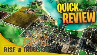 rise of Industry Review - Full Release